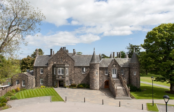 luxury weekend in the scottish countryside
