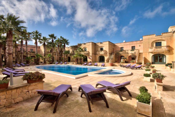 luxury wellness break in malta