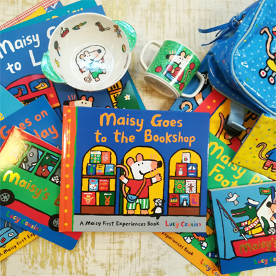 maisy bumper book bundle