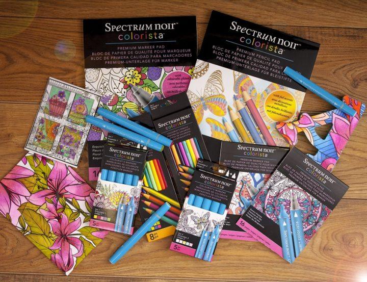 mindful colouring bundle