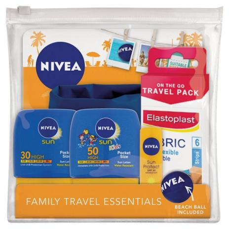 nivea sun care kit