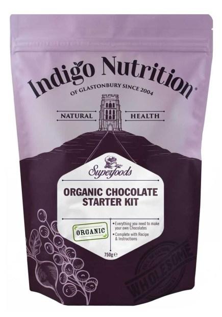 organic chocolate making kit