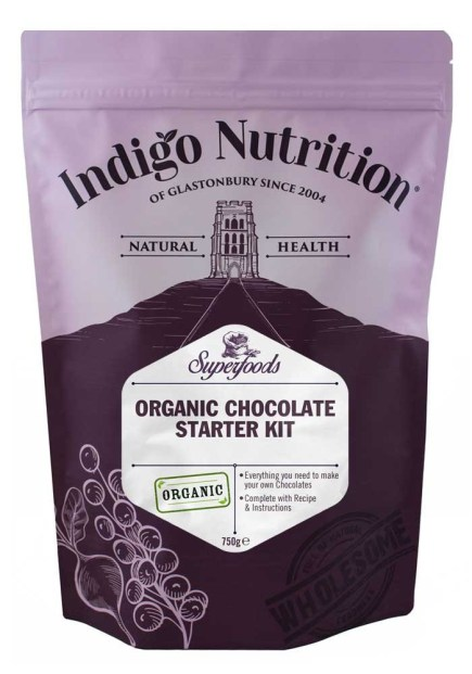organic chocolate making kit