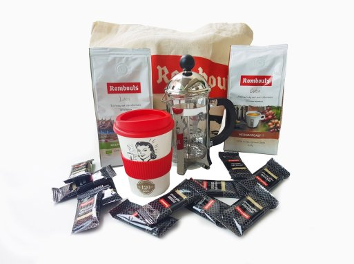 rombouts coffee goodies