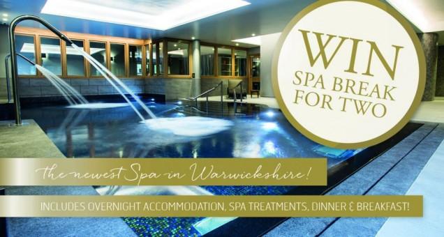 spa break warwickshire