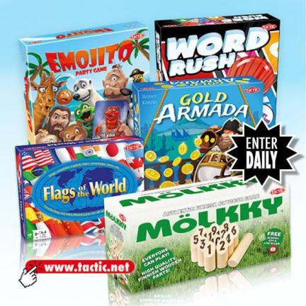tactic games bundle