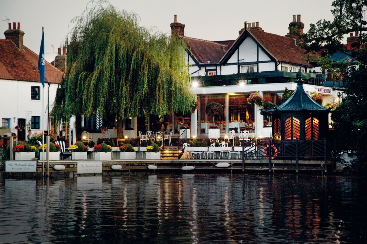 the waterside inn berkshire