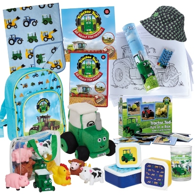 tractor ted goodies
