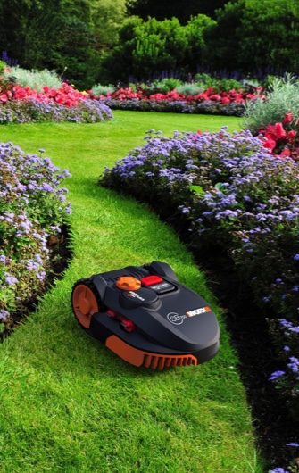 worx robotic mower