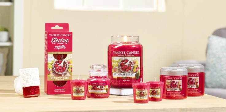 yankee candle summer fragrance