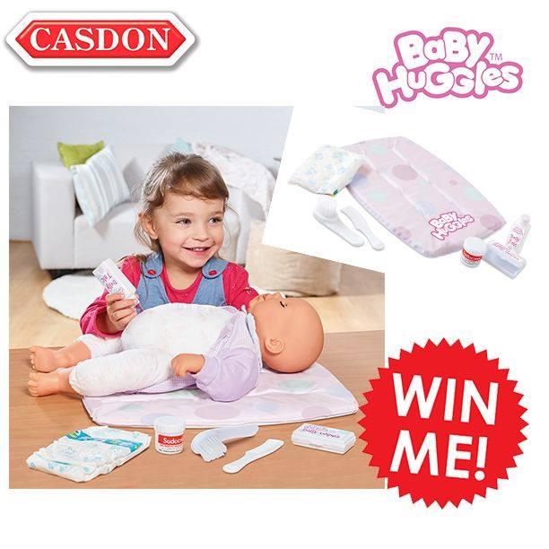 casdon toys baby huggles