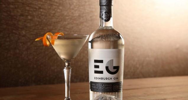full range of edinburgh gin