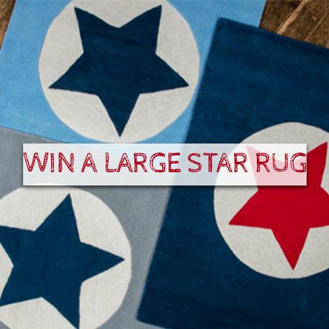 large star rug