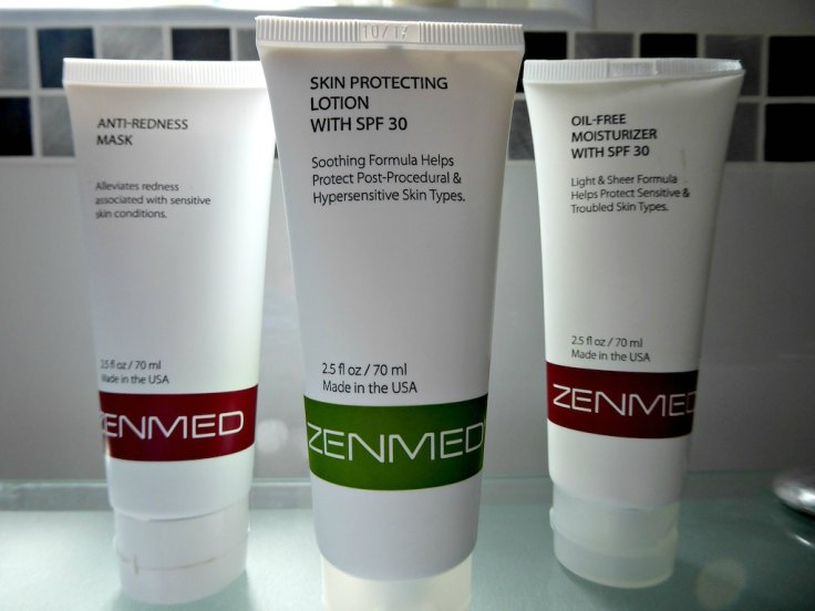 luxury skincare products