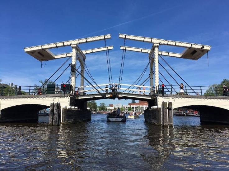 luxuy mini cruise to amsterdam