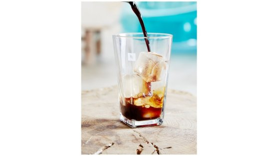 nespresso iced coffee