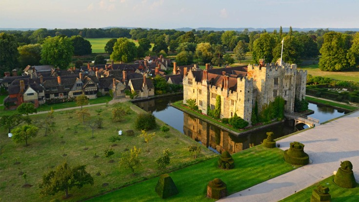 overnight stay at hever castle