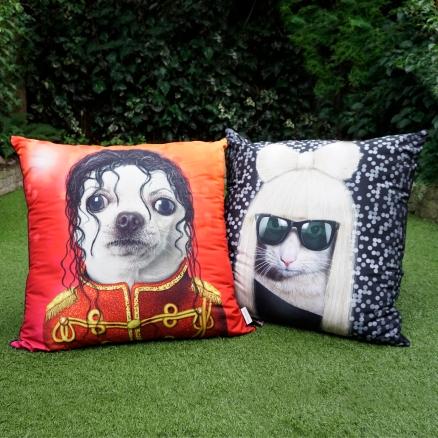 pets rock floor cushions