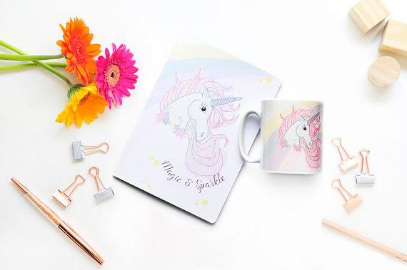 primrose & mabel Unicorn