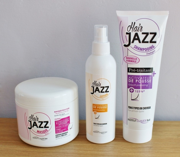 Hair Kazz Shampoo Lotion and Masque
