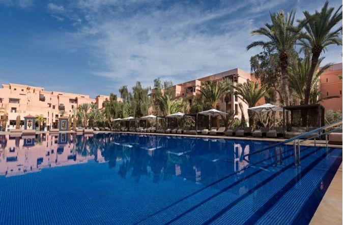 spa weekend for 2 in marrakech