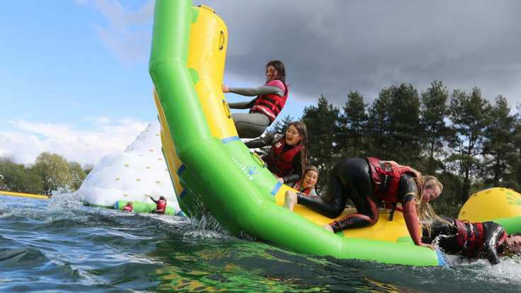 tickets to new forest water park