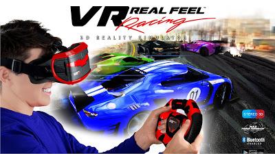 virtual reality real feel