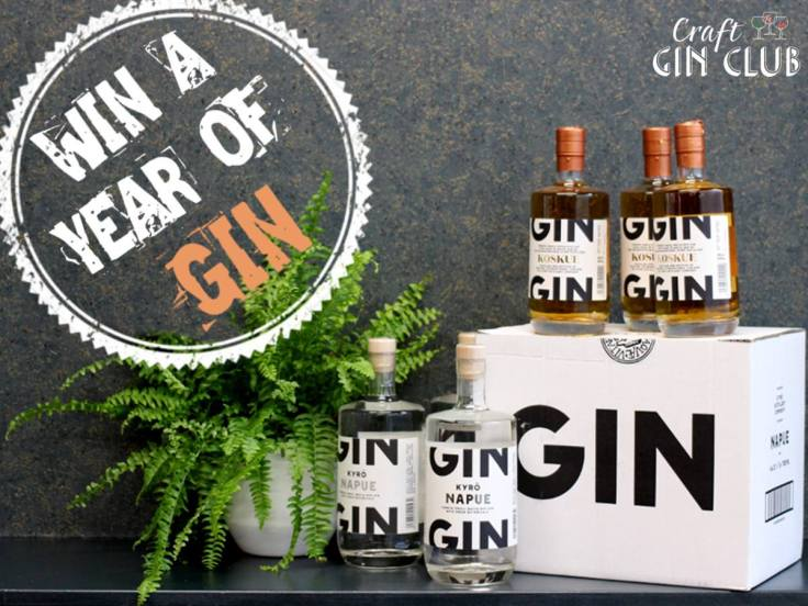 year of gin