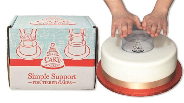 cake stacker