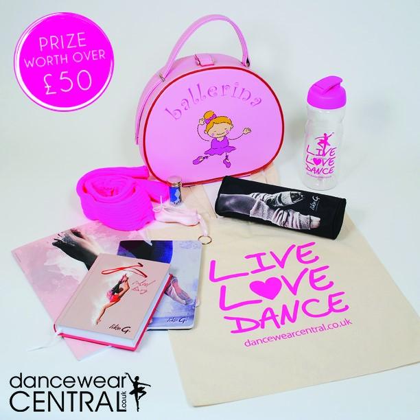 dancewear central