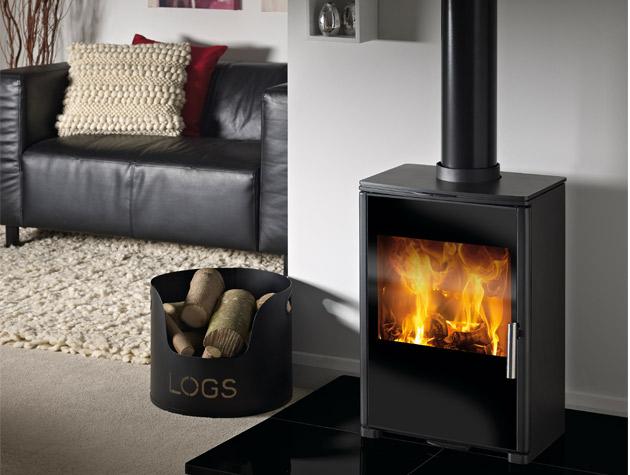 stylish modern stove