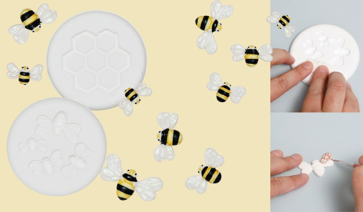 bee moulds