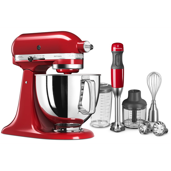 kitchenaid empire red